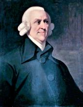 Adam Smith, the Muir portrait